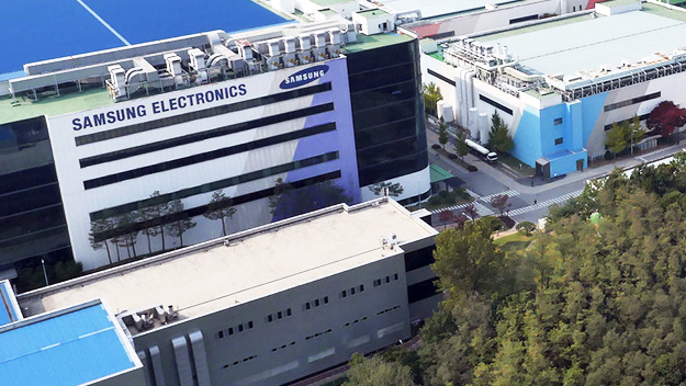 Samsung Wants To Be Using 100 Percent Renewable Energy By