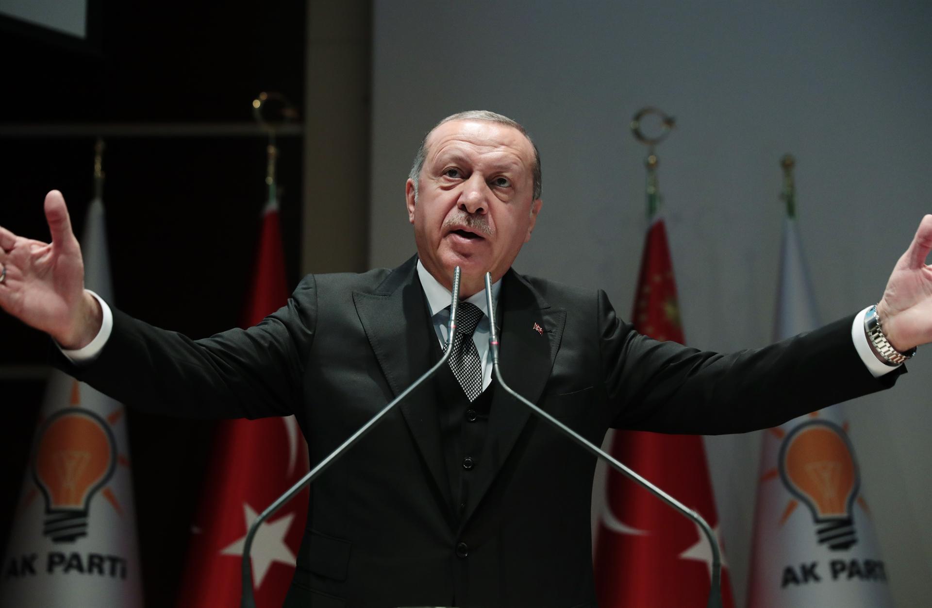 Erdogan calls for trial in Istanbul of Khashoggi suspects
